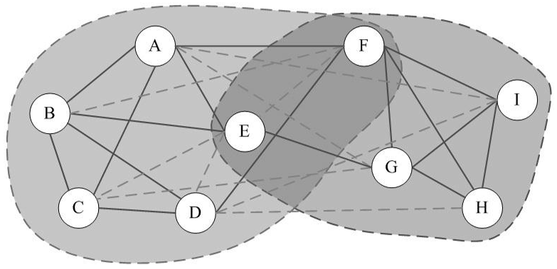 Project - [R] Clique Percolation Method